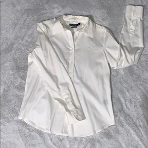 Medium button down